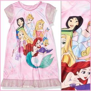Disney Princess nightgowns